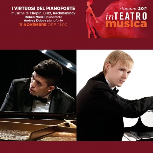 I VIRTUOSI DEL PIANOFORTE