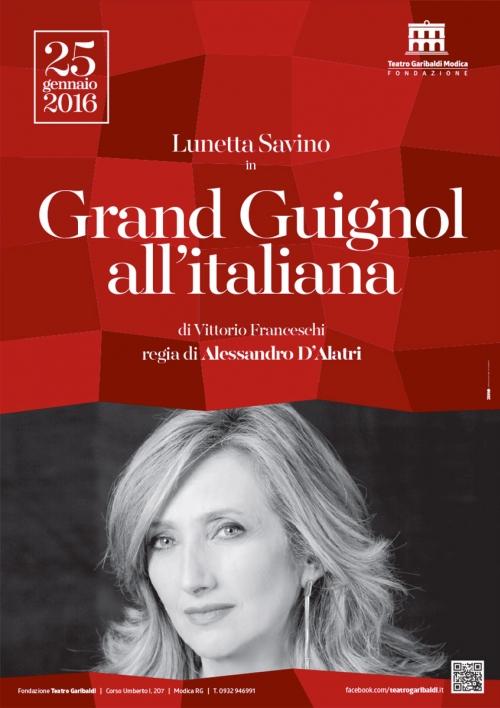 Grand Guignol all'italiana