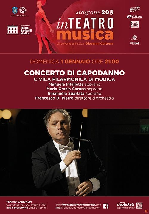 CONCERTO DI CAPODANNO - Civica Filarmonica di Modica