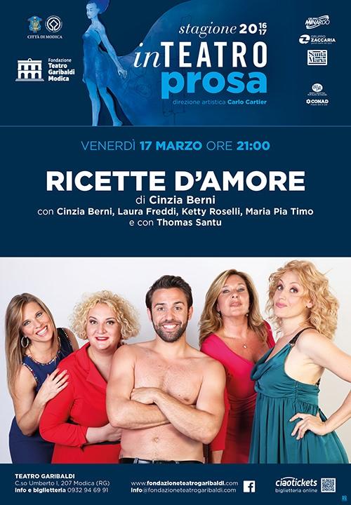 RICETTE D'AMORE