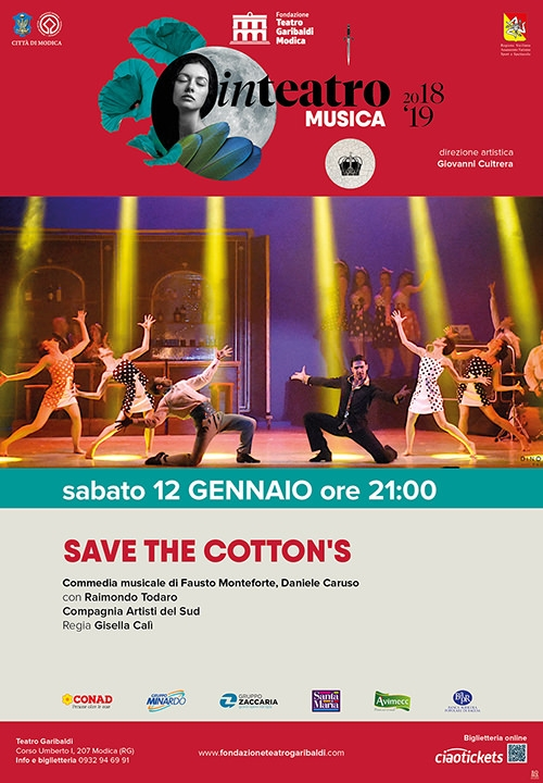 SAVE THE COTTON'S