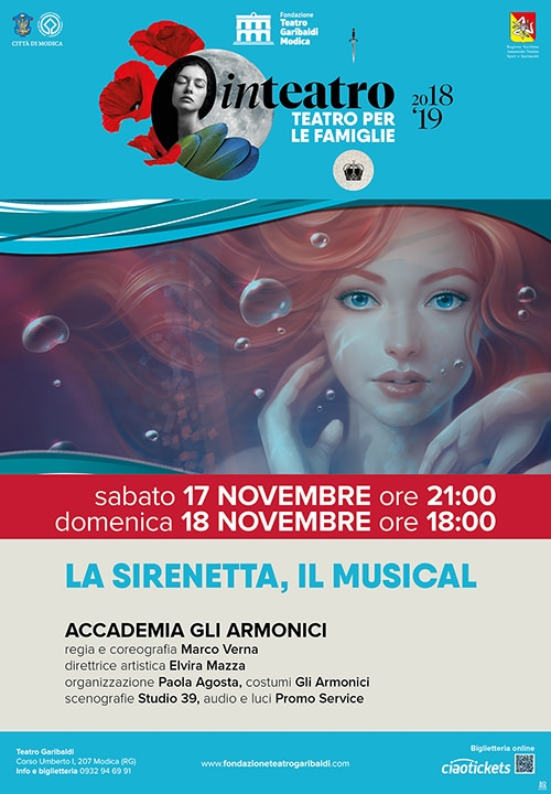 LA SIRENETTA, IL MUSICAL