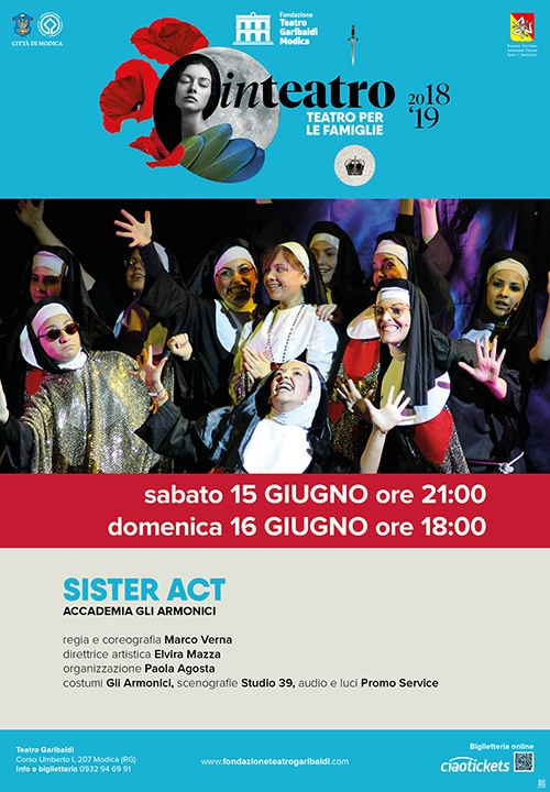SISTER ACT - Accademia gli Armonici