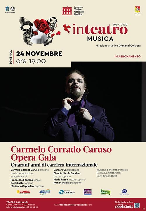 CARMELO CORRADO CARUSO OPERA GALA