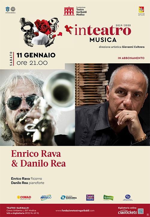 ENRICO RAVA & DANILO REA