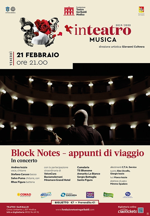 BLOCK NOTES - appunti di viaggio