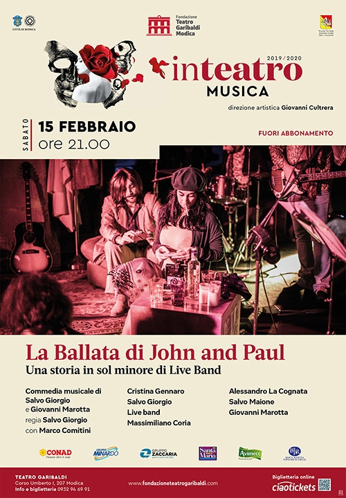 LA BALLATA DI JOHN AND PAUL