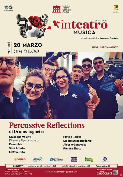 PERCUSSIVE REFLECTIONS