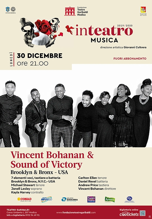 VINCENT BOHANAN & SOUND OF VICTORY
