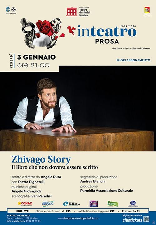 ZHIVAGO STORY