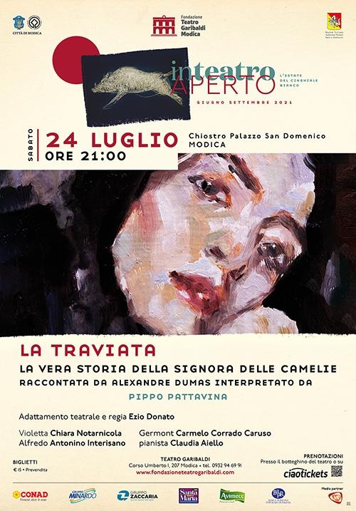 La Traviata - La vera storia della signora delle camelie