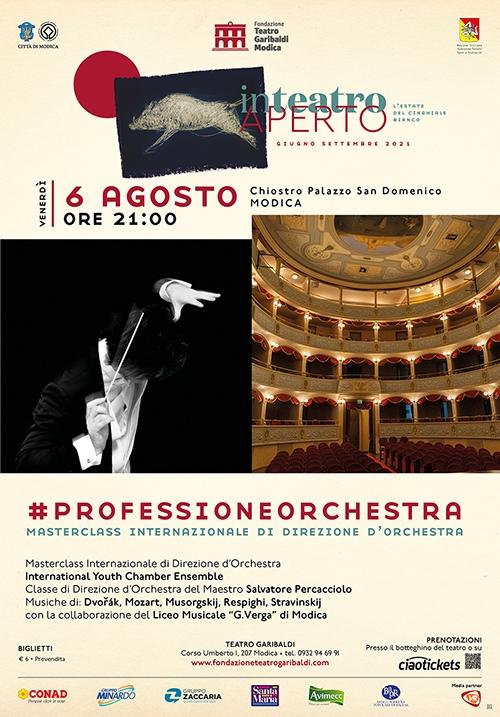 Masterclass internazionale di direzione d'orchestra - International Youth Ensemble Class