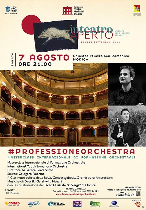 Masterclass Internazionale di formazione orchestrale - International Youth Symphony Orchestra